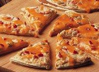 Southwestern Tortilla Wedges (lighter recipe)