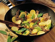 Spicy Beef Stir-Fry (Cooking for 2)