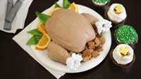 Roast Turkey Dinner Cake