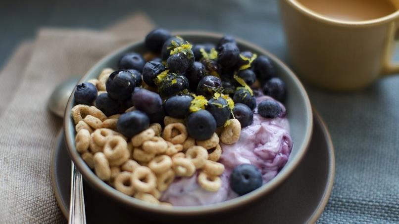 Blueberry Lemon Cheerios®