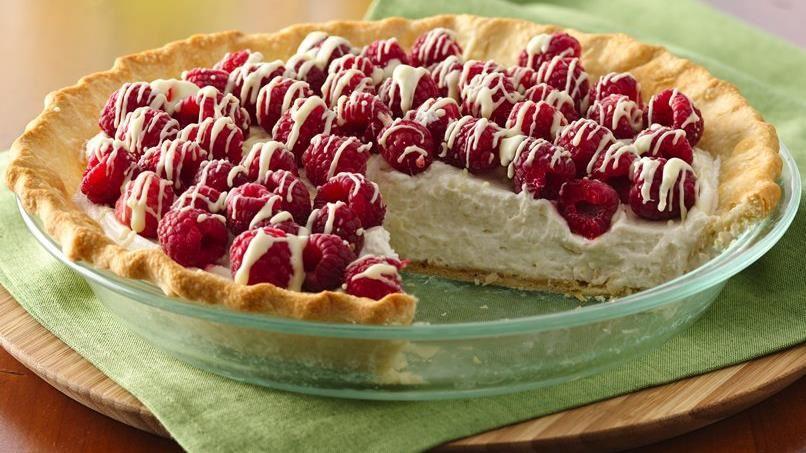 White Chocolate Raspberry Dazzle