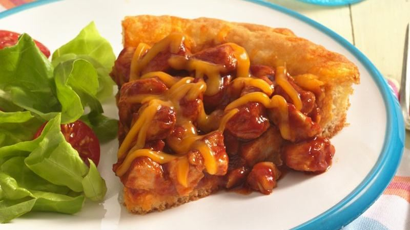 Lip-Smackin' Bar-B-Q Chicken Bake (Cooking for 2)