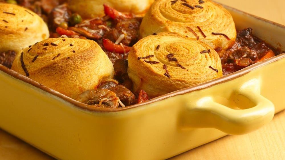 crescent bacon cheese tartlets crafty crescent lasagna crafty crescent ...