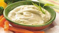 Tarragon Vegetable Dip