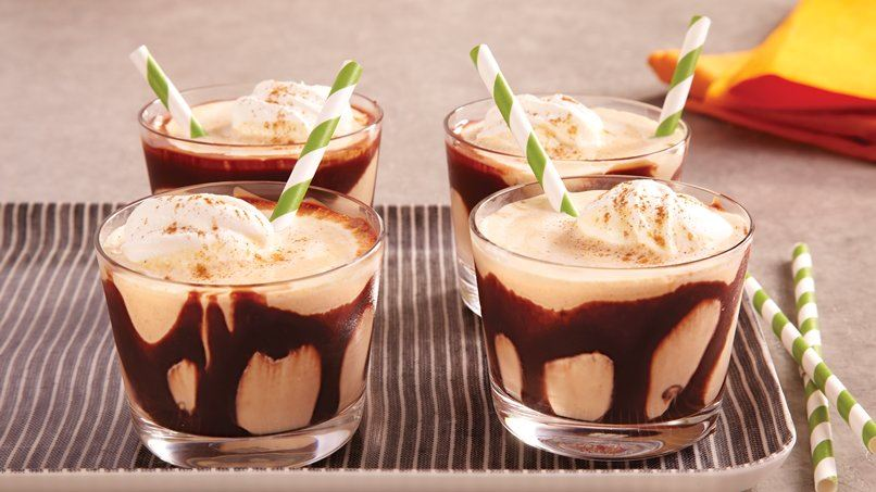 Chocolate Pumpkin Mudslide