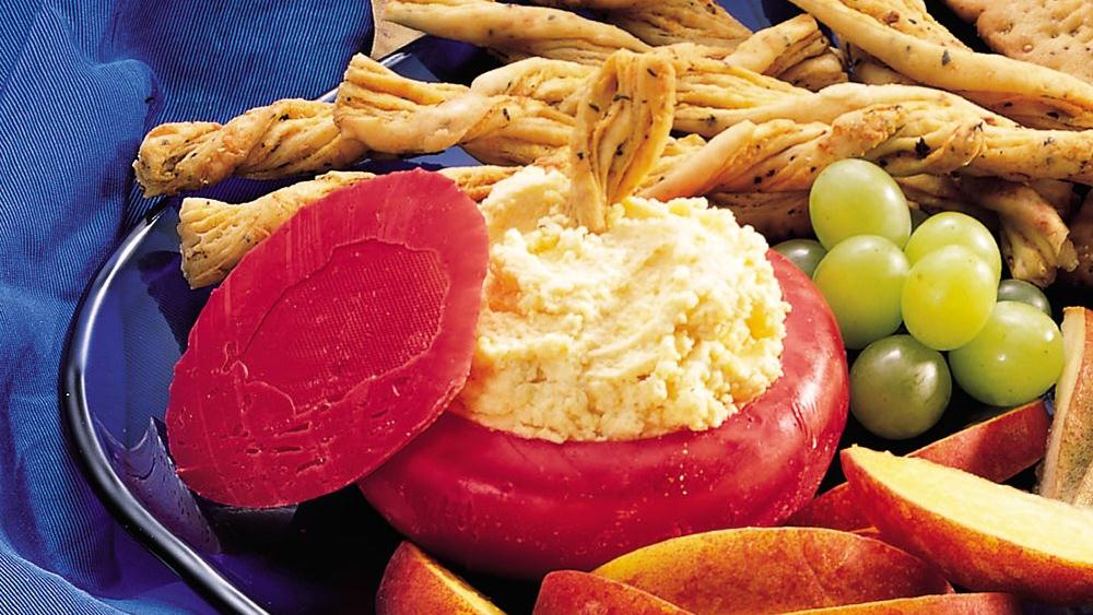 Curried Gouda Spread