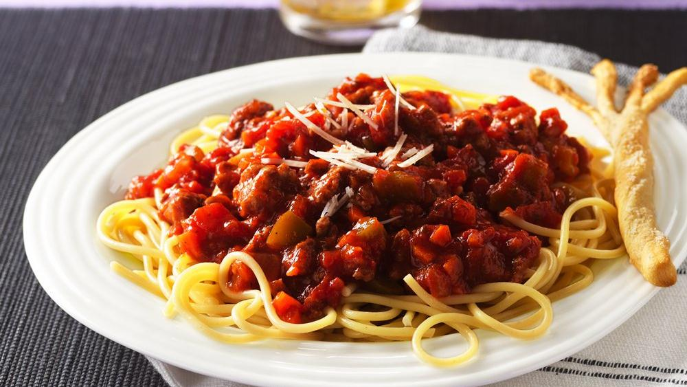 Magic Potion Meat Sauce for Spaghetti