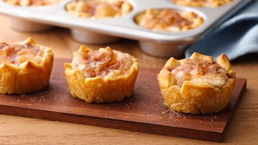 Apple-Cream Cheese Monkey Breads