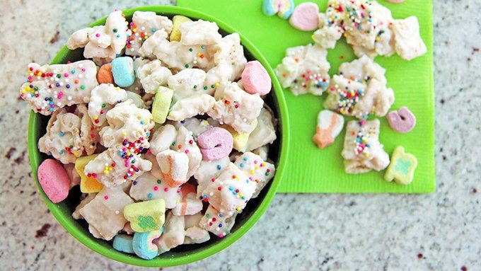 Lucky Rainbow Chex™ Mix