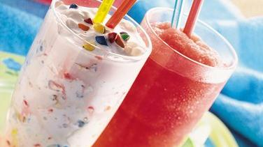 Ice Cream and Candy Shakes