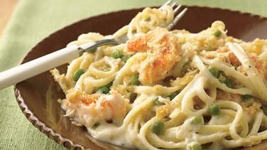 Shrimp Tetrazzini