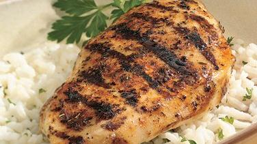 Grilled Cajun Chicken