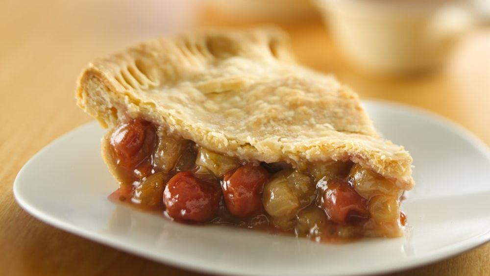 Goosecherry Pie