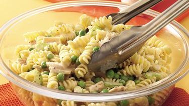 Tuna Twist Pasta Salad