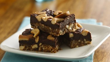 Cashew Fudge Bars