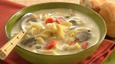 Curry-crab Chowder