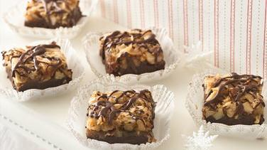 Coconut-Hazelnut Dream Bars