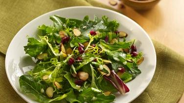 Pomegranate and Almond Salad
