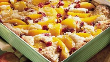Incredible Peach Cobbler