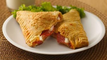 Crescent Pizza Pockets
