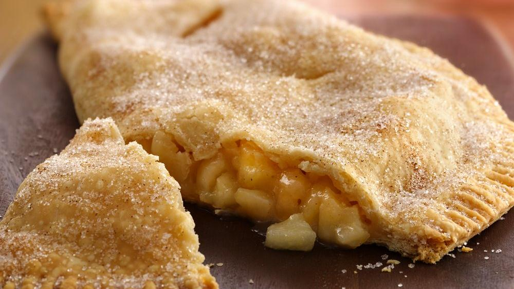 Magically Fast Apple Pie