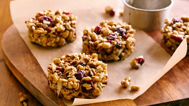 No-Bake Chewy Fiber One® Protein Cookies