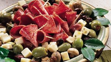 Marinated Antipasto Platter
