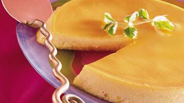 Pineapple  Cream Cheese Flan