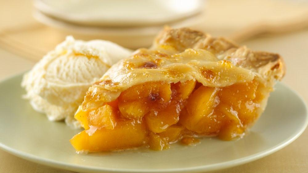 Peach Pie Recipe From Pillsbury Com
