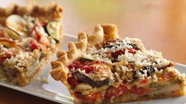 Savory Vegetable Tart