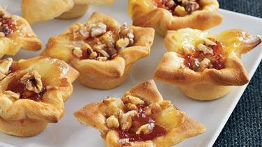 Mini French Silk Crescent Pies Recipe From Pillsbury Com