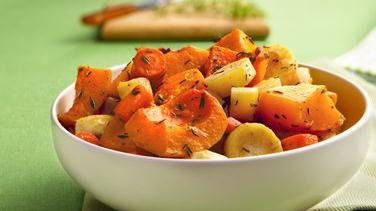 Roasted Harvest Vegetables
