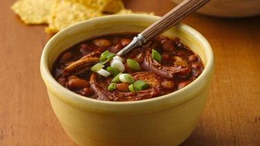 Chicken Mole Chili