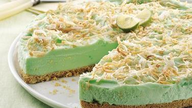 Frozen Key Lime Torte