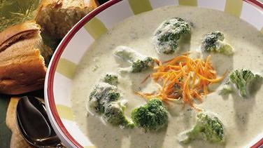 Broccoli Alfredo Soup