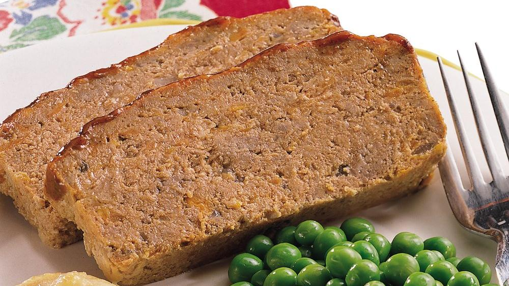 Mom´s Light Meatloaf