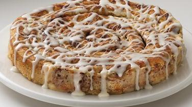 Lemon Cheesecake Coffee Cake