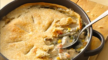 Gluten-Free Chicken Pot Pie