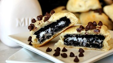 Oreo™-Stuffed Crescents