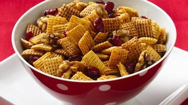 Cranberry-Nut Cinnamon Chex® Mix