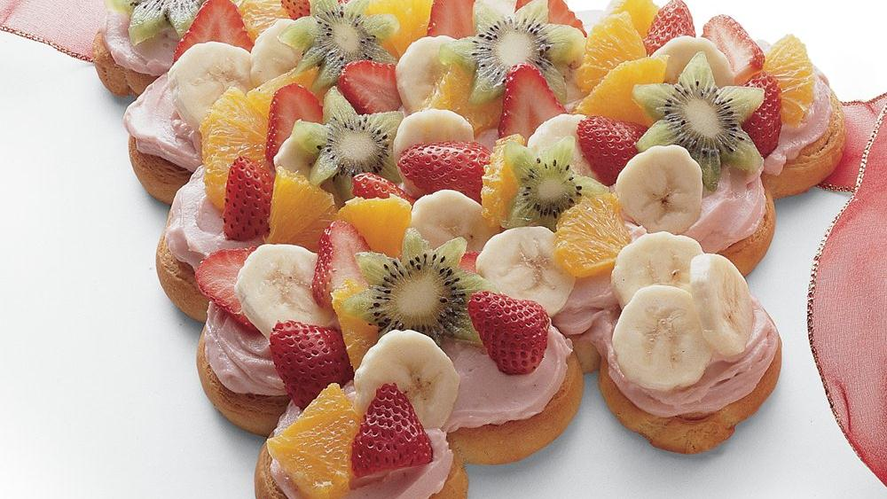 Crescent Fruit Treats