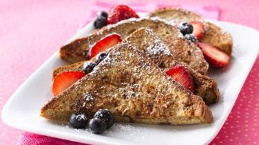 Cinnamon-Raisin French Toast