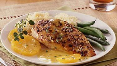 Citrus-Ginger Chicken