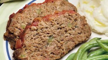 Sweet and Salsy Meatloaf