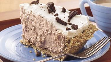 German Chocolate Cream Pie