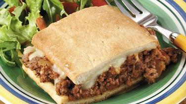 Sloppy Joe Meatloaf