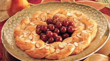 Danish Almond Crescent Ring