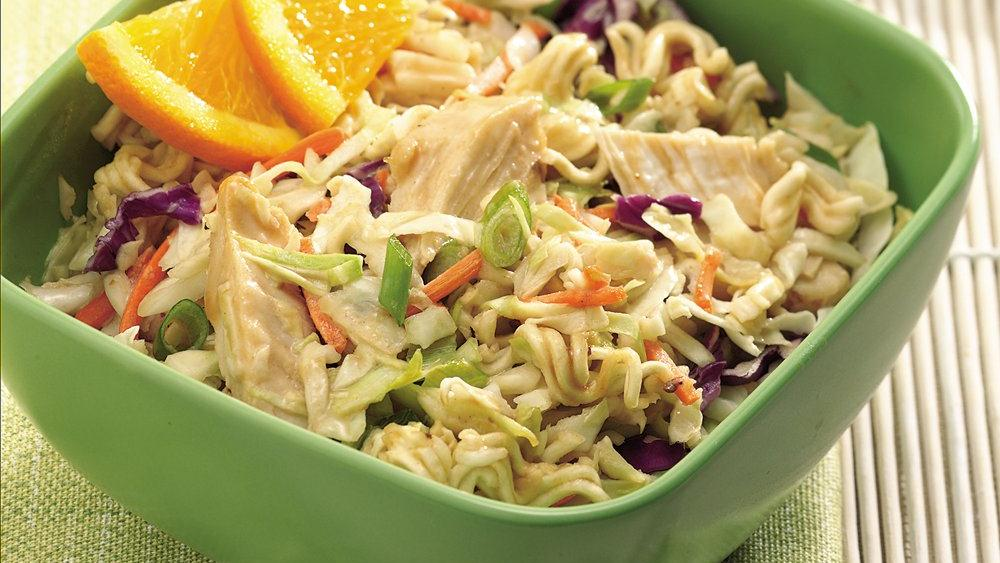 Asian Noodle-Chicken Salad
