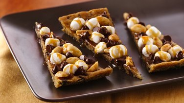 Rocky Road Cookie Pizza (Party Size)