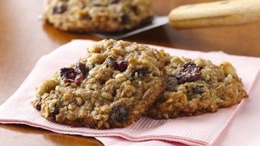 On the Go Breakfast Cookies